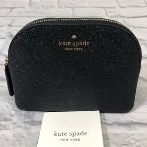 Kate Spade Small cosmetic case pouch bag. NWOT